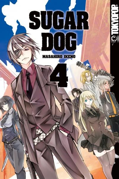Sugar Dog, Band 04 (Abschlussband)