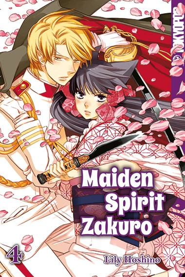 Maiden Spirit Zakuro, Band 04