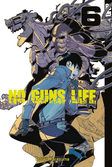 No Guns Life, Band 06