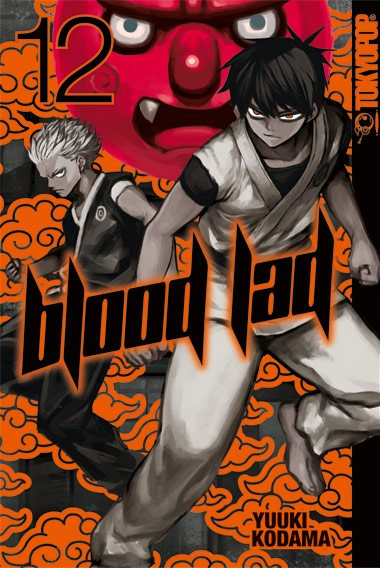 Blood Lad, Band 12