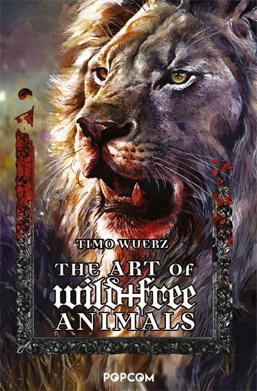 Timo Wuerz -The Art of wild+free Animals – signierte Werke (Artbook)