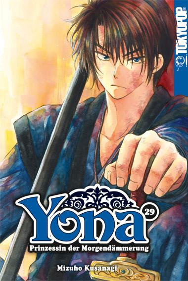 Yona, Band 29
