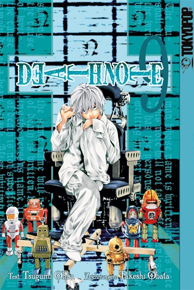 Death Note, Band 09