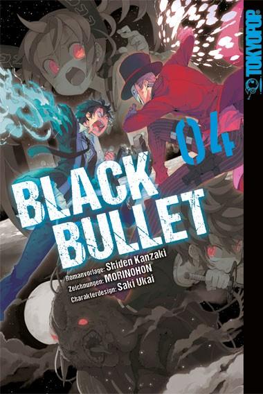 Black Bullet, Band 04 (Abschlussband)