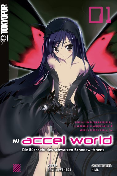 Accel World – Light Novel, Band 01