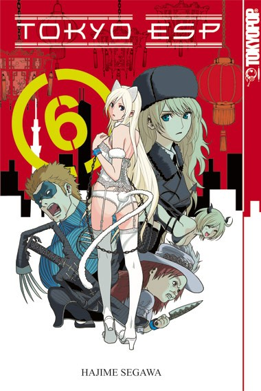 Tokyo ESP, Band 06