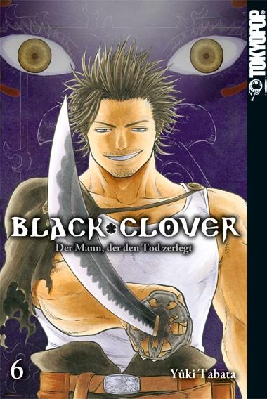 Black Clover – Der Mann, der den Tod zerlegt, Band 06