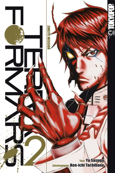 Terra Formars, Band 02