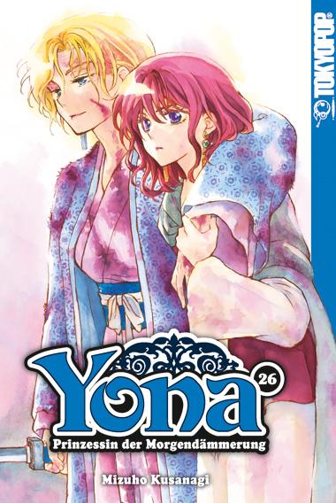 Yona, Band 26