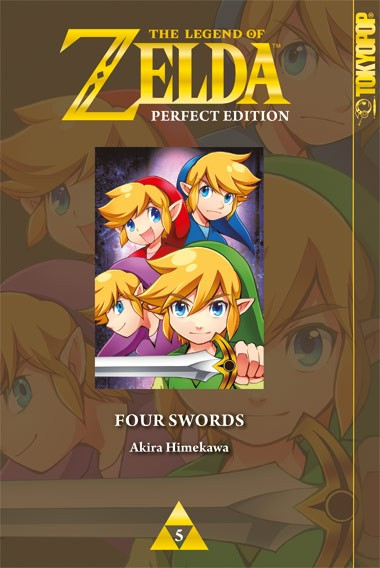 The Legend of Zelda - Perfect Edition: Four Swords
