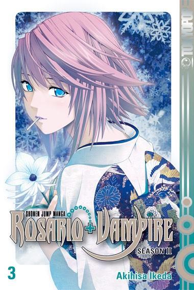 Rosario + Vampire Season II, Band 03