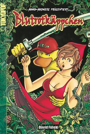 Manga Madness: Blutrotkäppchen, Einzelband