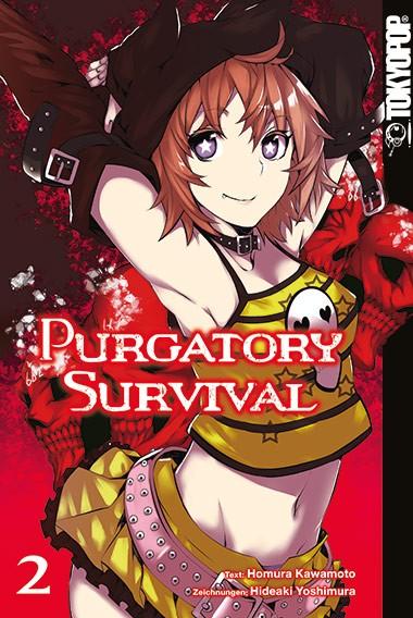 Purgatory Survival, Band 02