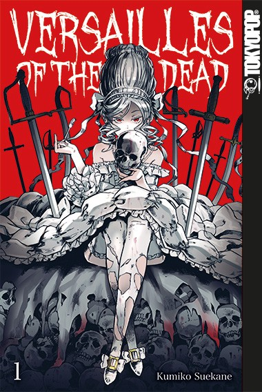 Versailles of the Dead, Band 01
