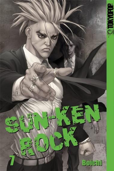 Sun-Ken Rock, Band 07