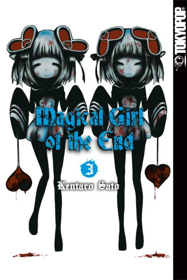Magical Girl of the End, Band 03