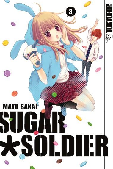 Sugar ✱ Soldier, Band 03