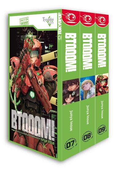 BTOOOM!, Box 03