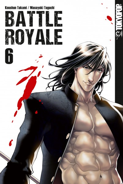 Battle Royale Sammelband 06
