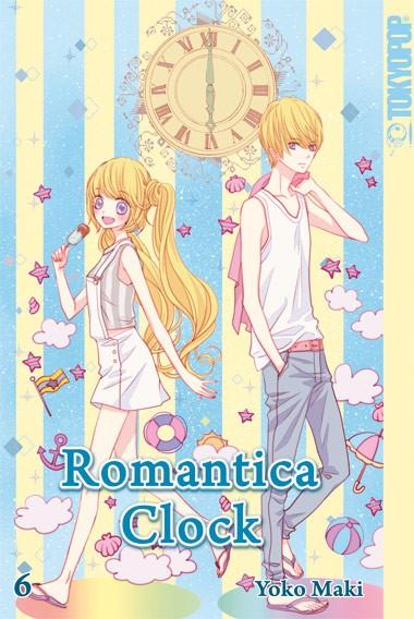 Romantica Clock, Band 06