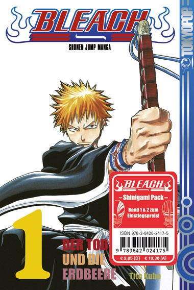 Bleach Shinigami Pack