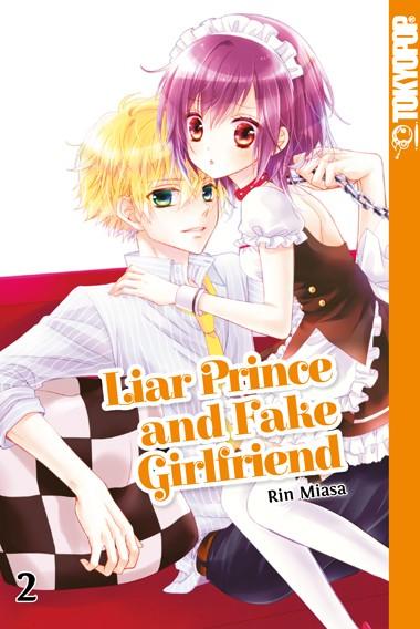 Liar Prince and Fake Girlfriend, Band 02