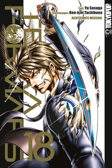 Terra Formars, Band 18