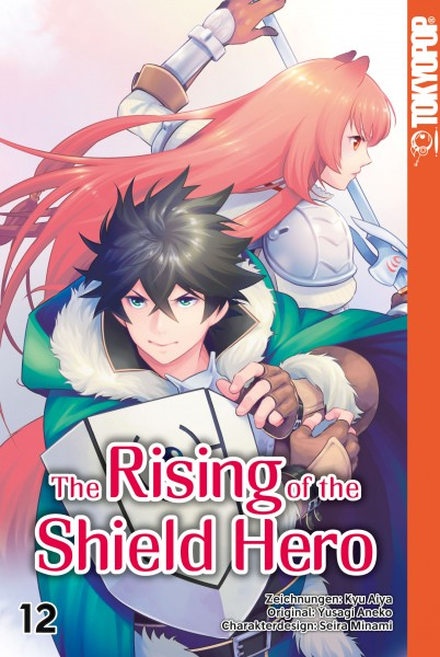 The Rising of the Shield Hero, Band 12