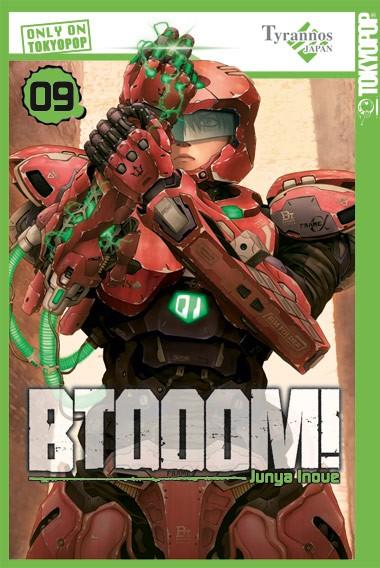 BTOOOM!, Band 09
