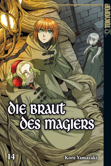 Die Braut des Magiers, Band 14