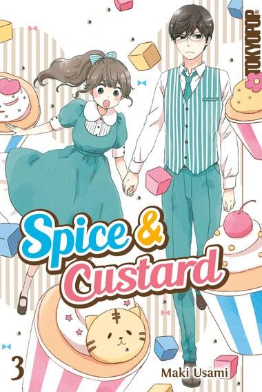 Spice & Custard, Band 03