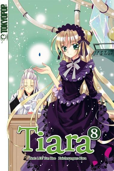 Tiara, Band 08