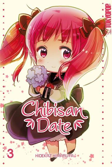 Chibisan Date, Band 03