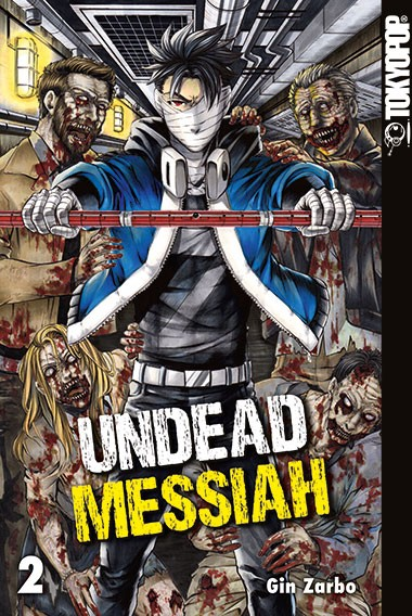 Undead Messiah, Band 02