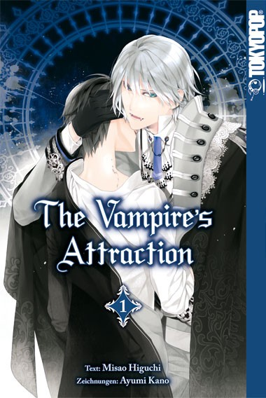 The Vampire's Attraction, Band 01