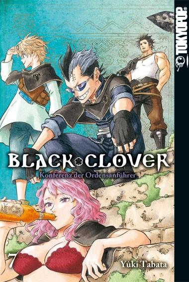 Black Clover – Konferenz der Ordensanführer, Band 07