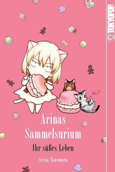 Arinas Sammelsurium - Ihr süßes Leben, Einzelband