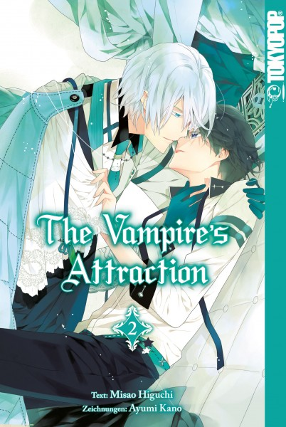 The Vampire's Attraction, Band 02