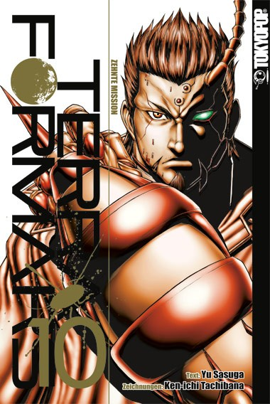 Terra Formars, Band 10