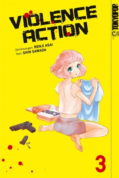 Violence Action, Band 03