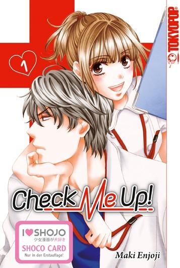 Check Me Up!, Band 01