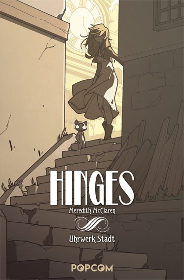 Hinges, Band 01: Uhrwerk Stadt
