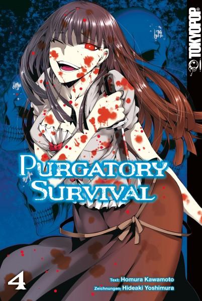 Purgatory Survival, Band 04