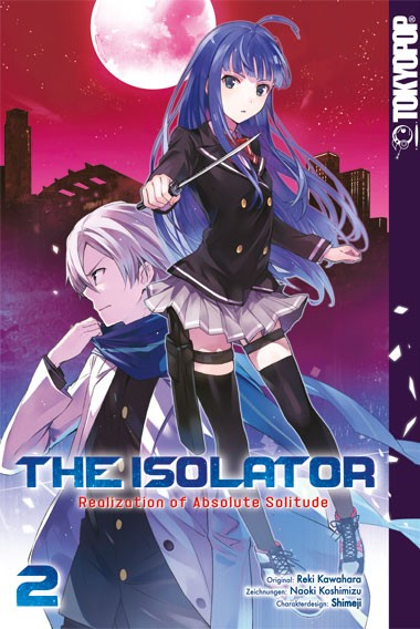 The Isolator – Realization of Absolute Solitude, Band 02