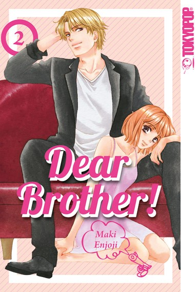 Dear Brother!, Band 02