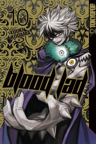 Blood Lad, Band 10
