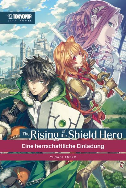 The Rising of the Shield Hero – Light Novel
