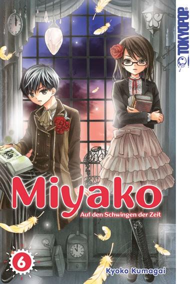 Miyako – Auf den Schwingen der Zeit, Band 06