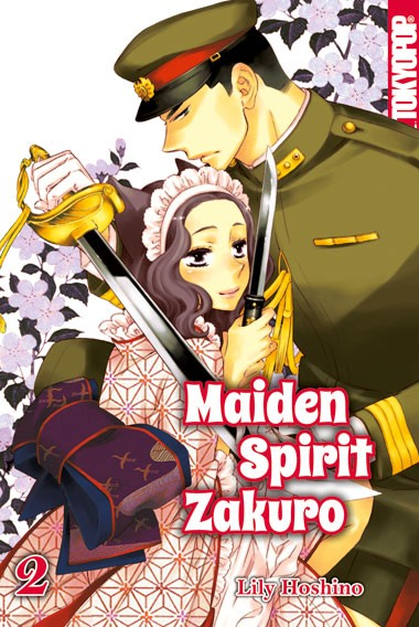 Maiden Spirit Zakuro, Band 02