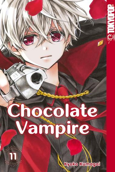 Chocolate Vampire, Band 11